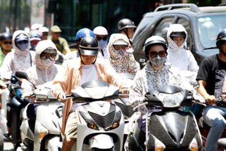 Dự báo thời tiết 8/8: Thủ đô Hà Nội nắng nóng tiếp tục duy trì