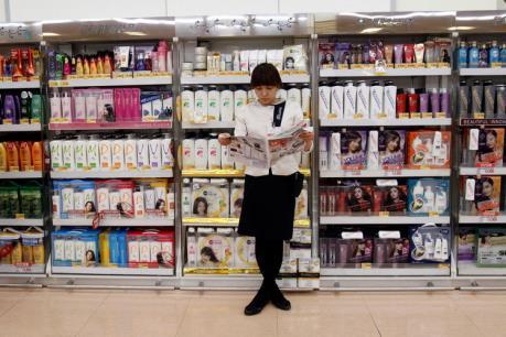 Hàn Quốc: Lạm phát thấp nhất trong 10 tháng