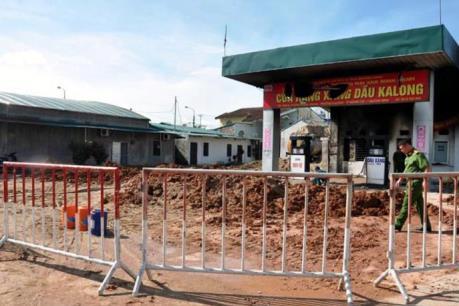 Vụ cháy xe chở xăng ở Quảng Ninh: Đã xác định nguyên nhân ban đầu