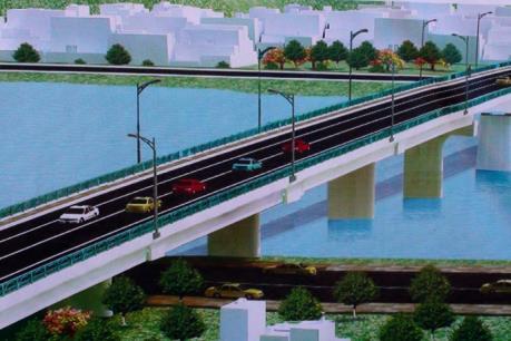 Quảng Ngãi thông xe cầu Trà Bồng