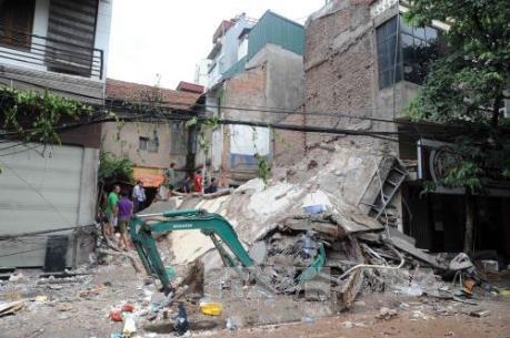 Hà Nội rà soát độ an toàn nhà ở và công trình công cộng cũ