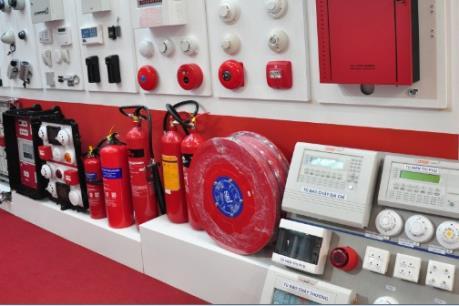 Sắp có triển lãm quốc tế về thiết bị phòng chống cháy nổ