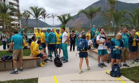"""OLYMPIC 2016: Cảnh báo vấn nạn """"phe vé"""" và trộm cắp"""