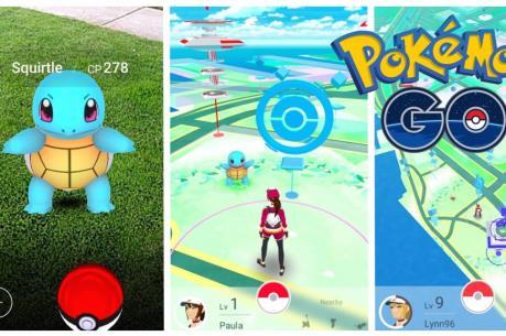 Bị cướp điện thoại vì mải chơi Pokémon Go