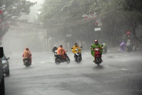 Dự báo thời tiết: Mưa lớn trên 250mm, nguy cơ cao xảy ra lũ quét