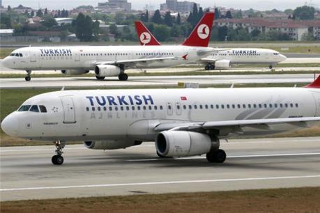 Turkish Airlines sẽ nối lại các chuyến bay tới Sharm El-Sheikh vào tháng 9/2016