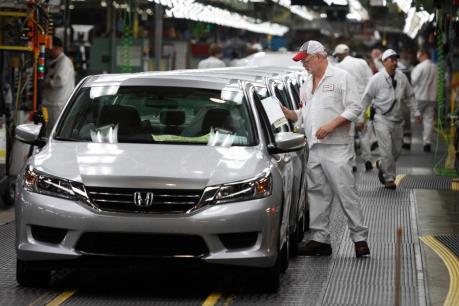Lợi nhuận quý II của Honda sụt giảm
