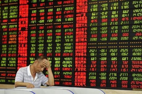 Chứng khoán châu Á ngày 10/8 phần lớn giảm điểm