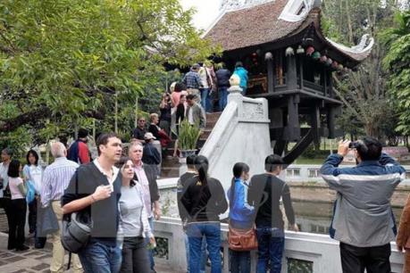 Hà Nội kỳ vọng đón 30 triệu lượt khách du lịch vào năm 2020