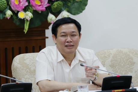 Phó Thủ tướng Vương Đình Huệ: Cập nhật kịch bản biến đổi khí hậu để ứng phó kịp thời