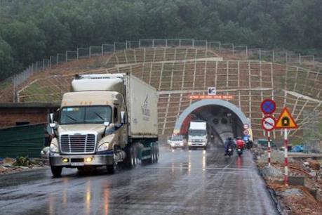 Từ ngày 12/8, bắt đầu thu phí hầm đường bộ Phước Tượng - Phú Gia