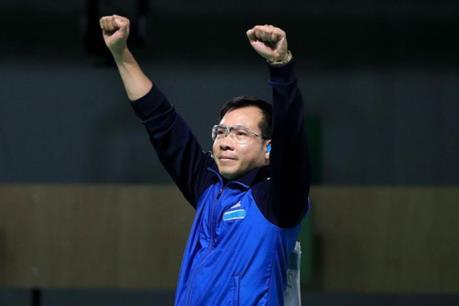 OLYMPIC 2016: Hoàng Xuân Vinh xác lập hàng loạt kỷ lục