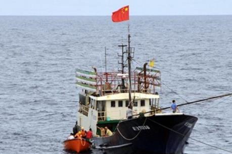 Tàu cá Trung Quốc bị chìm do va chạm với tàu hàng gần Senkaku/Điếu Ngư