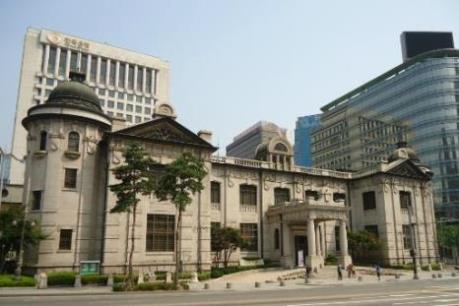 Hàn Quốc duy trì lãi suất thấp kỷ lục