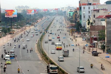 Hình thành tam giác động lực trong Vùng Thủ đô Hà Nội