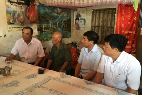 Công bố quyết định đình chỉ điều tra và công khai xin lỗi ông Trần Văn Thêm