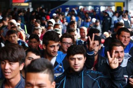 Khủng hoảng di cư: Dòng người nhập cư làm nước Đức lao đao