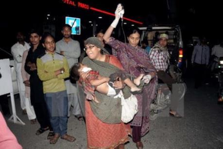 Pakistan: Lại xảy ra đánh bom khiến 13 người thương vong