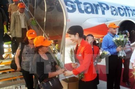 Jetstar Pacific tuyển tiếp viên hàng không, mở rộng mạng bay