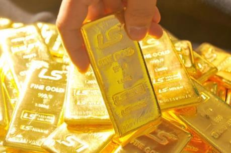 Giá vàng trong nước chiều 11/8 tăng nhẹ
