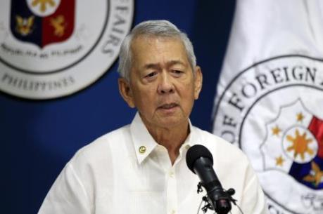 Philipines hối thúc Trung Quốc tôn trọng nguyên tắc thượng tôn pháp luật