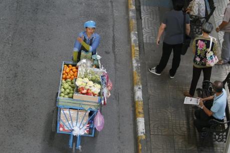Thái Lan: Nổ bom ở phố đi bộ