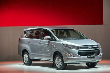 Toyota có doanh số bán hàng cao nhất từ đầu năm đến nay