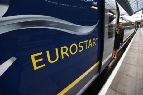 Nhân viên hãng tàu hỏa Eurostar bắt đầu đình công 4 ngày