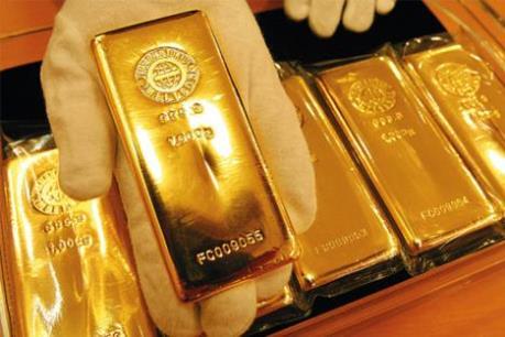Giá vàng thế giới đảo chiều vào cuối tuần