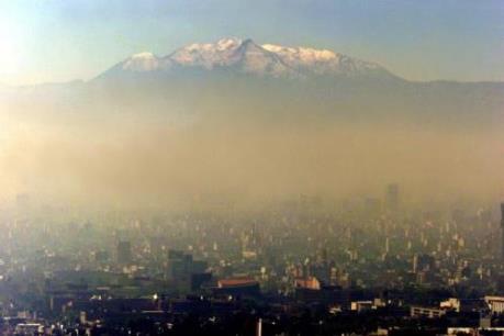 Mexico ban bố lệnh báo động ô nhiễm không khí tại thủ đô