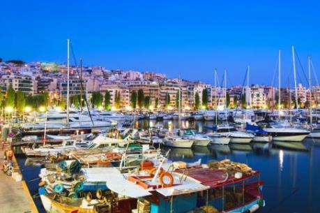 Công ty Trung Quốc tiếp quản cảng Piraeus của  Hy Lạp