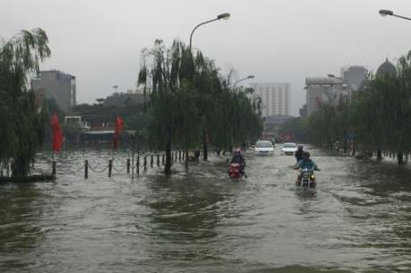Hà Nội chuẩn bị phòng, chống mưa ngập như thế nào?