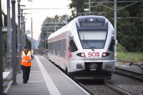 Thụy Sĩ: Tấn công bằng dao trên tàu hỏa khiến 6 người bị thương