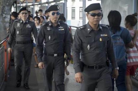 Thái Lan: Nổ bom tại thủ đô Bangkok, 2 người bị thương