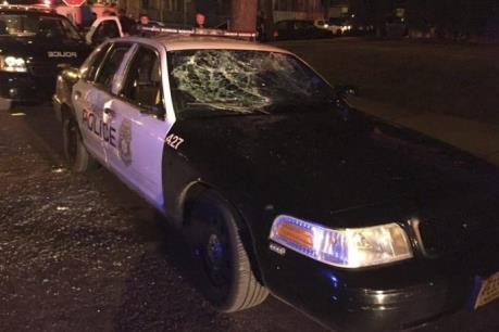 Mỹ: Biểu tình phản đối cảnh sát biến thành bạo loạn