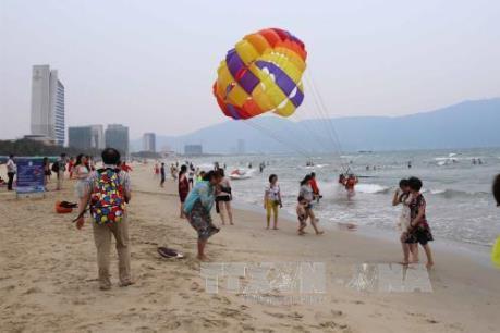 Môi trường biển ở 4 tỉnh miền Trung đã cơ bản an toàn