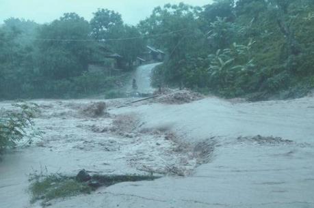 Dự báo thời tiết 22/8: Bắc Bộ tiếp tục có mưa