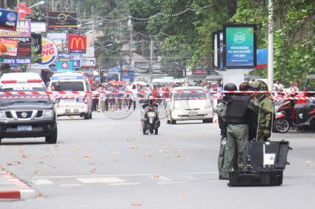 Loạt vụ đánh bom ở Thái Lan: Cảnh sát xác định một đối tượng chủ mưu