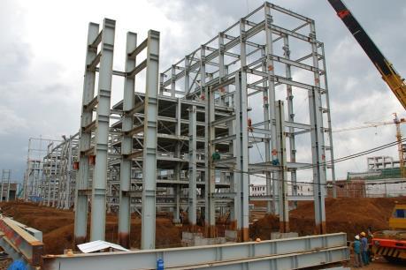 Công ty cổ phần Cơ khí lắp máy Lilama dự kiến doanh thu đạt 206 tỷ đồng