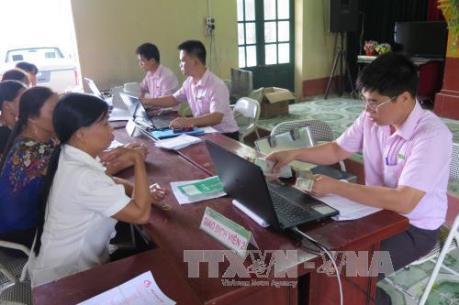 Dư nợ cho vay của Ngân hàng Chính sách xã hội Bắc Giang đạt trên 3.110 tỷ đồng