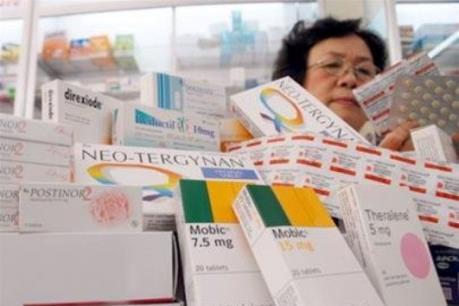 Ngừng kinh doanh và sử dụng thuốc phụ khoa Neo - Tergynan