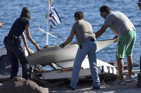 Bốn người chết trong vụ va chạm thuyền trên biển Hy Lạp