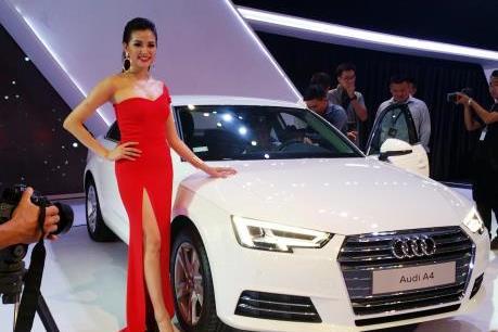 Doanh số bán hàng của Audi tại Việt Nam tăng hơn 40%