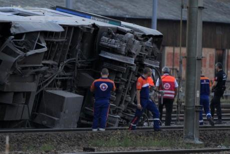 Tai nạn tàu hỏa nghiêm trọng tại Pháp