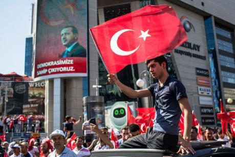 Đảo chính ở Thổ Nhĩ Kỳ: Số người bị bắt giữ tiếp tục tăng
