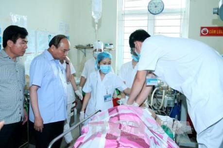 Thông tin mới nhất về vụ nổ súng ở tỉnh Yên Bái