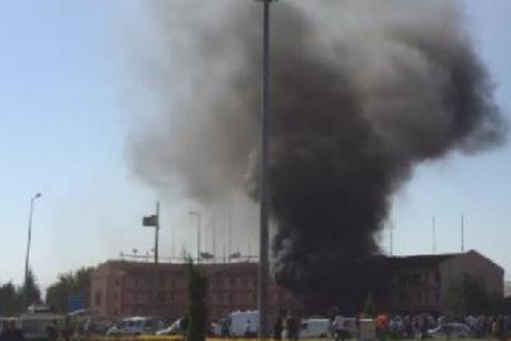 Lại xảy ra một vụ tấn công vào đồn cảnh sát ở Thổ Nhĩ Kỳ