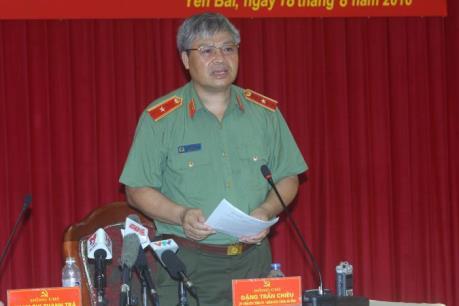 Vụ nổ súng tại Yên Bái: Khởi tố vụ án để điều tra, xác minh động cơ gây án