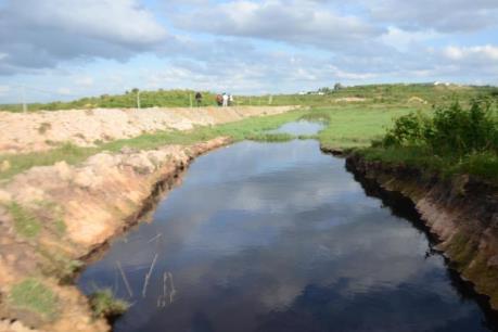 Cần sớm khắc phục tình trạng ô nhiễm suối Ea Dier, Đắk Nông