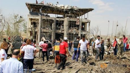 PKK thừa nhận gây ra vụ đánh bom đồn cảnh sát ở Thổ Nhĩ Kỳ